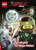 The NINJAGO™ Movie - Rätselspaß für Ninja-Helden (Mit Minifigur Jay)