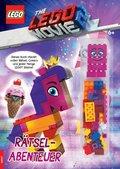 LEGO The LEGO Movie 2 - Rätselabenteuer (Mit über 40 LEGO® Steinen)
