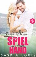 Spiel um deine Hand (Chick-Lit, Liebe, Sports-Romance) (eBook, ePUB)
