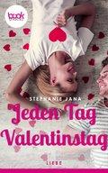 Jeden Tag Valentinstag (Kurzgeschichte, Liebe) (eBook, ePUB)