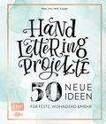 Handlettering Projekte - 50 neue Ideen für Feste, Wohndeko und mehr (eBook, ePUB)