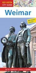 GO VISTA: Reiseführer Weimar (eBook, ePUB)