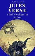 Fünf Wochen im Ballon (eBook, PDF)
