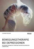 Bewegungstherapie bei Depressionen. Wie aerobes Training die Symptome einer Major Depression lindern kann (eBook, PDF)