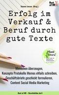 Erfolg im Verkauf & Beruf durch gute Texte (eBook, )