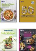 WW Weight Watchers - Kochbuch-Paket (4 Bücher)
