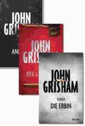 John Grisham - Bestseller-Paket (3 Bücher)