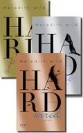 HARD-Reihe Band 1-3 (3 Bücher)