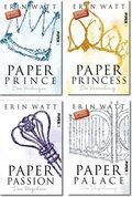 Paper-Reihe - Band 1-4 (4 Bücher)