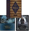Phantastische Tierwesen, Grindelwalds Verbrechen - Filmbuch-Paket (3 Bücher)