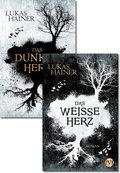 Das dunkle Herz - Die komplette Saga (2 Bücher)