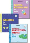 Baby-Universität - Kinderbuch-Paket (3 Bücher)