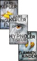 Lars Kepler - Krimipaket: Joona Linna (Band 1-3)