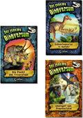 Das geheime Dinoversum - Kinderbuch-Paket (4 Bücher)