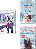 Weihnachten - Romance-Buchpaket (3 Bücher)