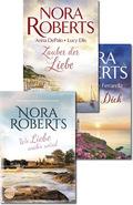 Nora Roberts - Liebesroman-Paket (3 Bücher)
