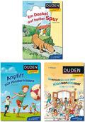 DUDEN Leseprofi 1. Klasse - Buchpaket für Kinder (3 Bücher)