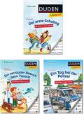 DUDEN Leseprofi Erstes Lesen ab 4 Jahren - Buchpaket für Kinder (3 Bücher)