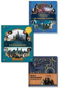 Phantastische Tierwesen, Grindelwalds Verbrechen - Filmbuch-Paket (2 Bücher)