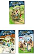 Der fabelhafte Regenschirm - Kinderbuch-Paket ab 8 Jahren (4 Bücher)