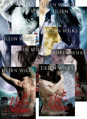 Wolf Shadow Buchpaket (10 Bücher)