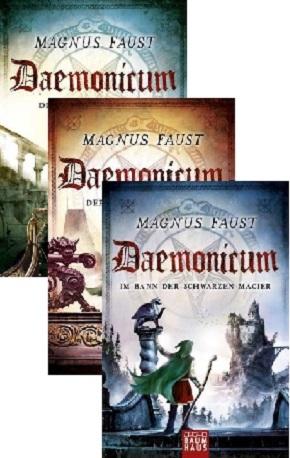 Daemonicum - Die komplette Trilogie (3 Bücher)