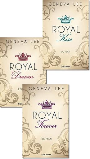 Royals-Saga Buchpaket (Band 4-6)