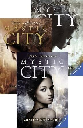 Mystic City - Die komplette Trilogie (3 Bücher)