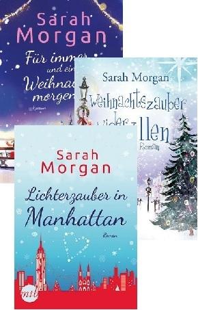 Sarah Morgan: Weihnachtsromantik - Buchpaket (3 Bücher)