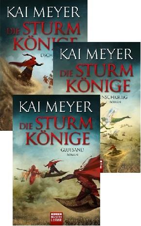 1001-Nacht-Trilogie - Die Sturmkönige (3 Bände)