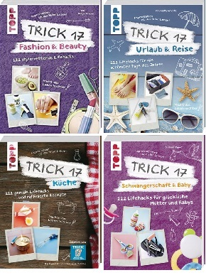 Trick 17 - Lifehacks-Paket (4 Bücher)