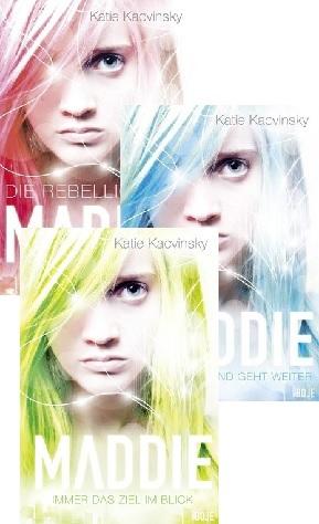 Maddie Freeman Buchpaket - Die komplette Trilogie (3 Bücher)