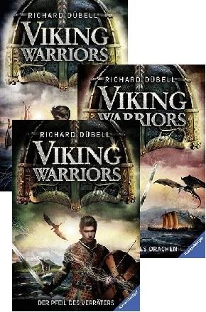Viking Warriors - Die komplette Trilogie (3 Bücher)
