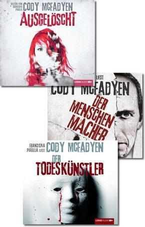 Cody McFadyen Hörbuch-Paket (3 Hörbücher)