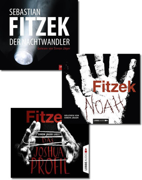 Sebastian Fitzek Hörbucher - Bestseller-Paket (3 Hörbücher)