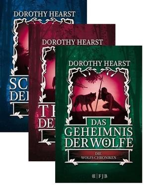 Die Wolfs-Chroniken - Die komplette Trilogie (3 Bücher) (Teil 1 bis 3)