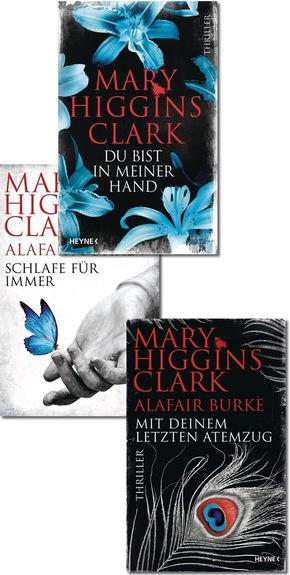 Mary Higgins Clark - Thriller-Paket (3 Bücher)