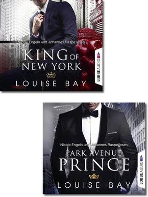 Kings of New York - Hörbuch-Paket (2 Hörbücher, 8 Audio-CDs)