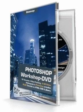 Photoshop Workshop DVD - Webdesign