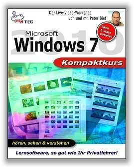Windows 7 - Kompaktkurs (DOWNLOAD)