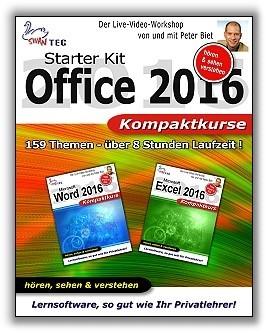 Office 2016 StarterKit - 2er Bundle (DOWNLOAD)