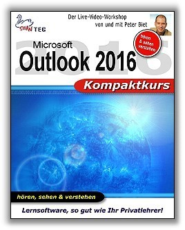 Outlook 2016 - Kompaktkurs (DOWNLOAD)