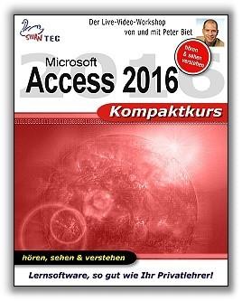 Access 2016 - Kompaktkurs (DOWNLOAD)