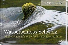 Wasserschloss Schweiz; Idyllic Waters of Switzerland / L'Univers de l'Eau