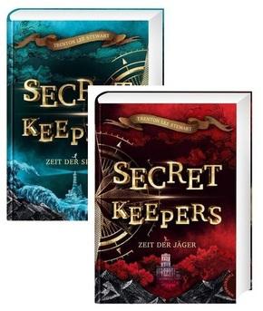 Secret Keepers - Buchpaket (2 Bücher)