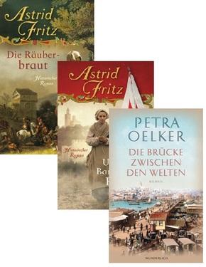 Historische Romane - HC-Paket (3 Bücher)