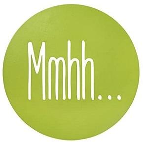 "Topfuntersetzer - Motiv ""Mmhh..."" (2 Stück)"