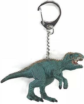 Schleich Giganotosaurus - Dinosaurier Schlüsselanhänger