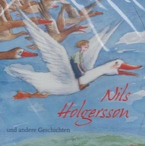 Nils Holgersson und andere Geschichten (Ungekürzte Lesung)