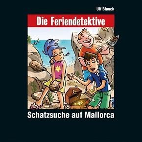 Die Feriendedektive - Schatzsuche auf Mallorca (Hörspiel)